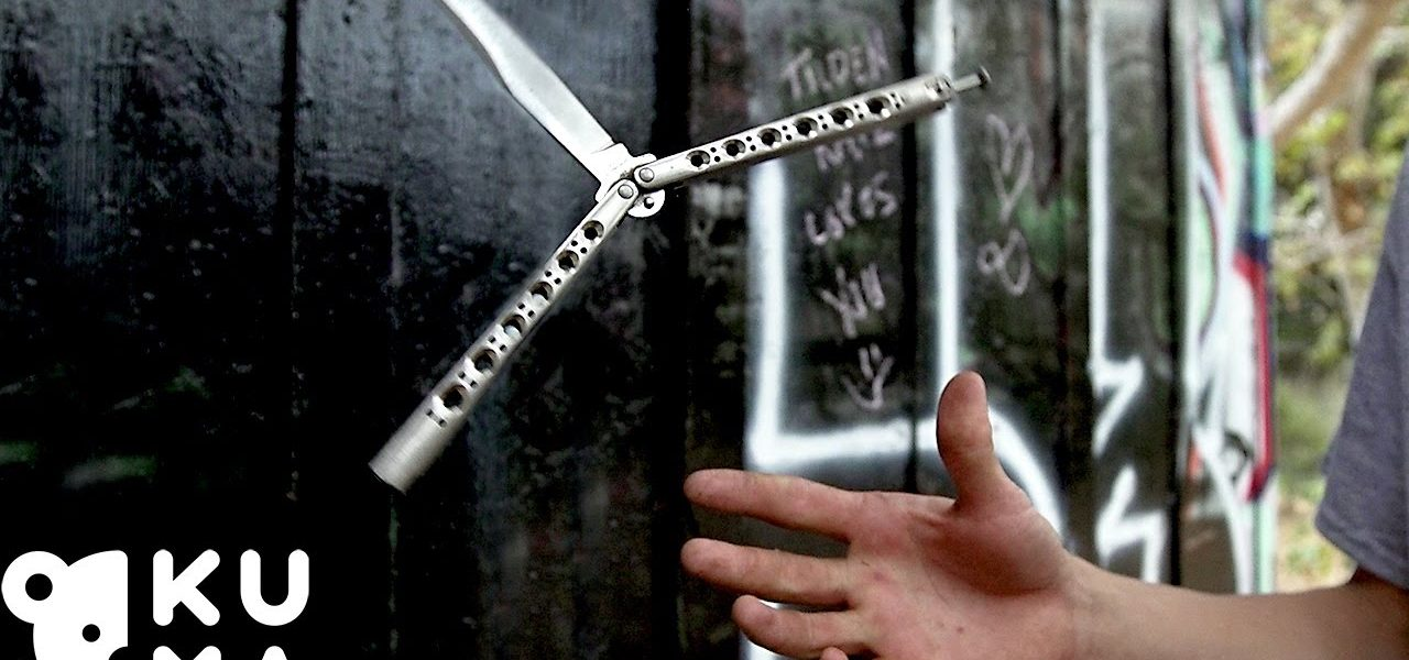 Incredible Butterfly Knife Tricks (Balisong)  via @YouTube